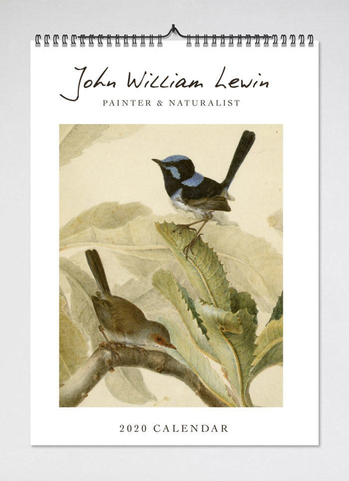 2020 John William Lewin Wall Calendar