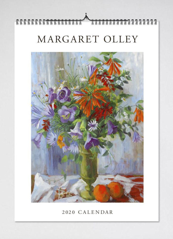 2020 Margaret Olley Large Wall Calendar (Format 2)