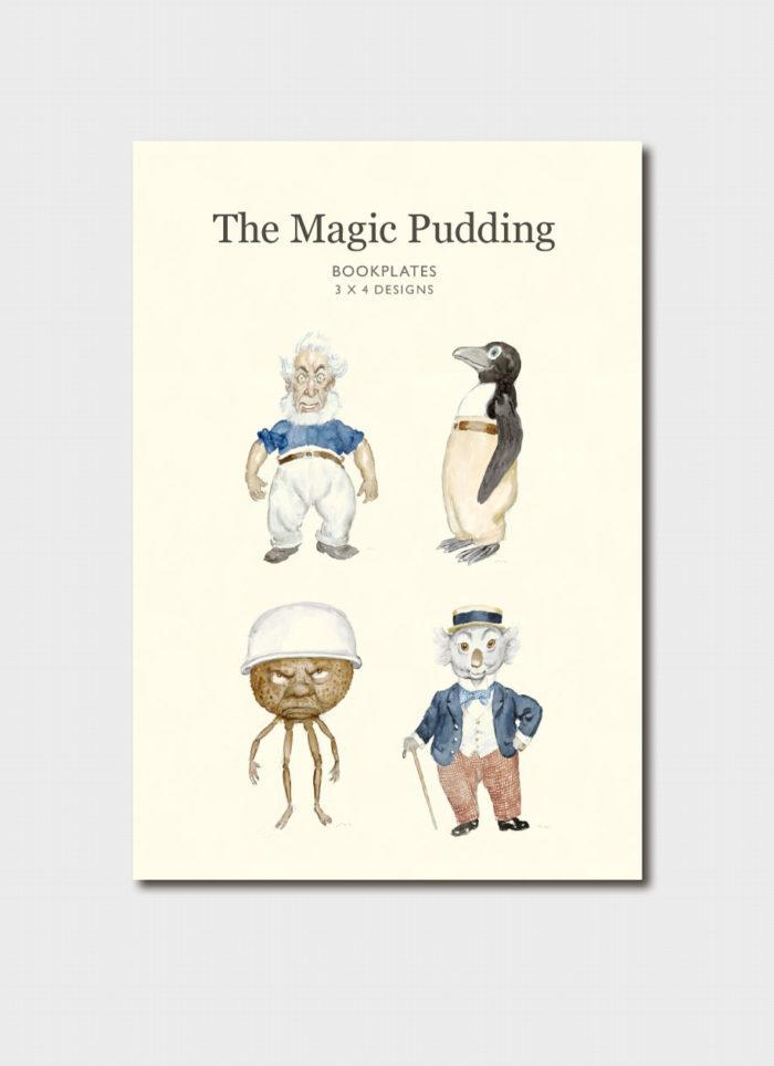Bookplates - Magic Pudding