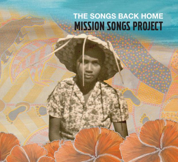 The Songs Back Home - Mission Songs Project CD