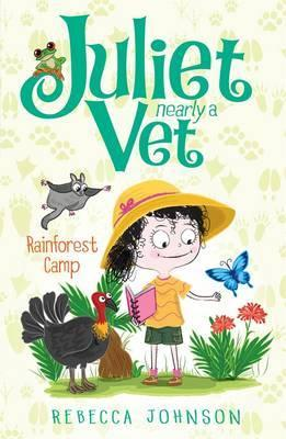 Juliet Nearly a Vet #12 - Rainforest Camp