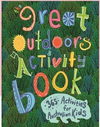 Great Outdoors Activity Book