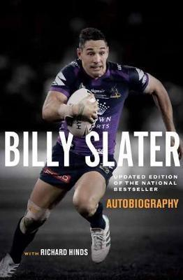 Billy Slater Autobiography