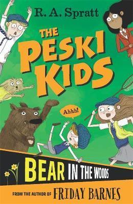 Peski Kids 2: Bear in the Woods