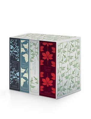 Bronte Sisters (Boxed Set) - Jane Eyre, Wuthering Heights, the Tenant of Wildfell Hall, Villette