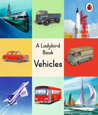 Ladybird Book: Vehicles