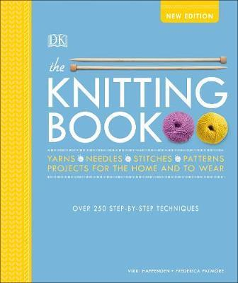 Knitting Book - Over 250 Step-by-Step Techniques