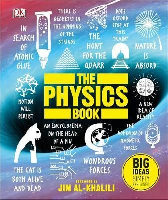 Physics Book: Big Ideas Simply Explained