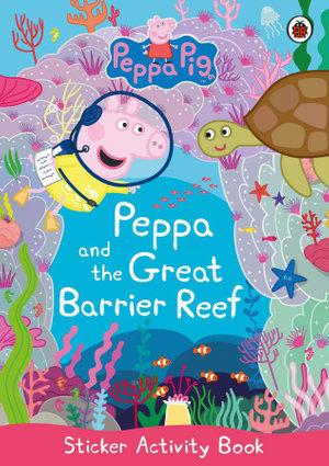 Peppa Pig: Peppa and the Great Barrier Reef Sticker Activity