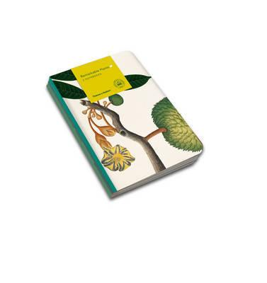 Remarkable Plants: Notebook Set A5
