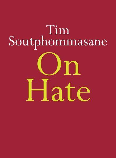 On Hate - MUP Little Books