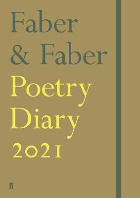 Faber & Faber Poetry Diary 2021