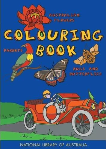 Colouring Book - National Library of Australia