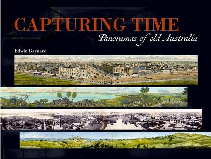 Capturing Time: Panoramas of Old Australia