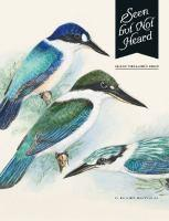 Seen but Not Heard: Lilian Medland's Birds