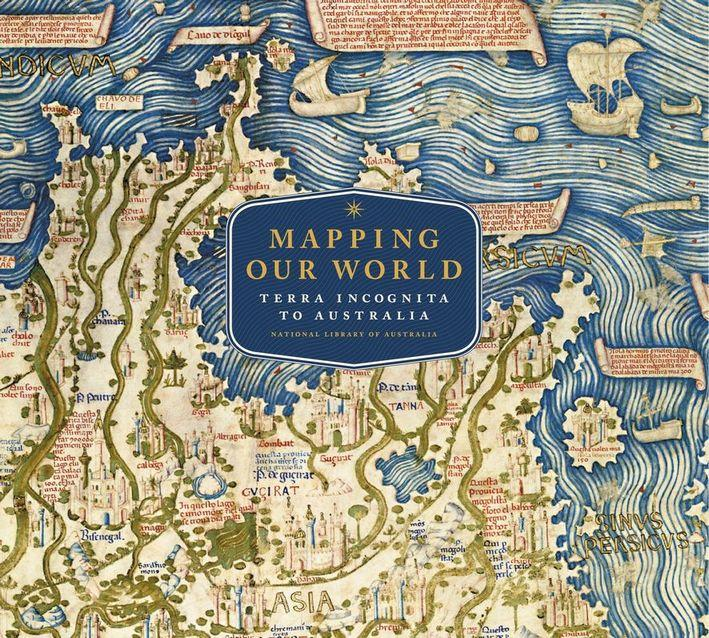 Mapping Our World catalogue cover