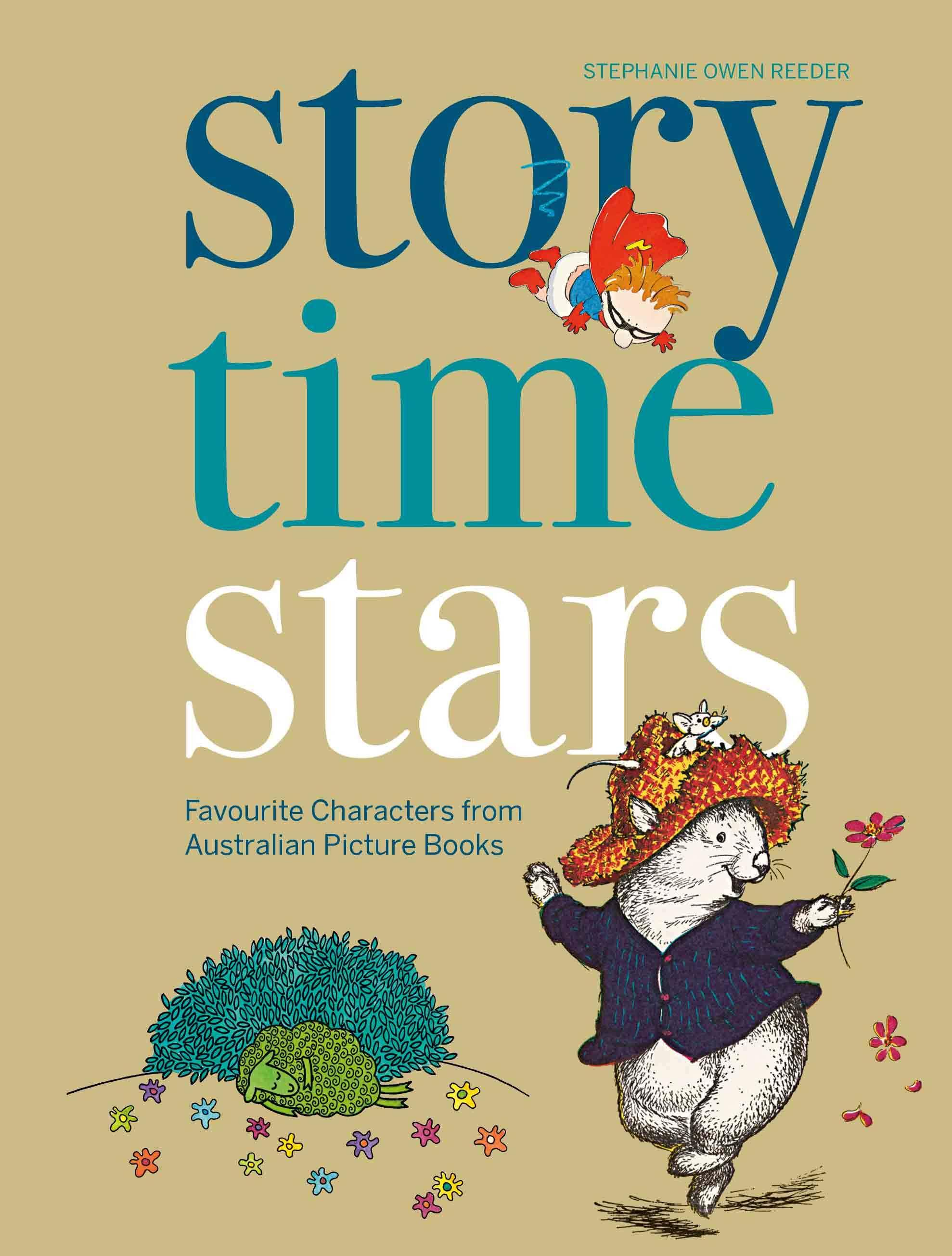 Story Time Stars: Favourite Characters from Australian Picture Books