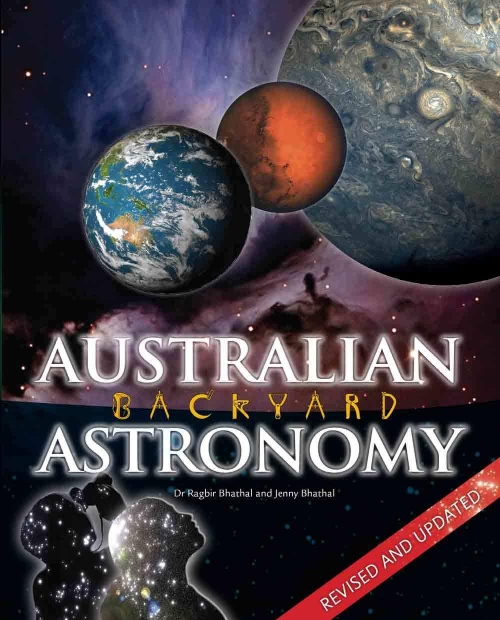 Australian Backyard Astronomy (revised edition)