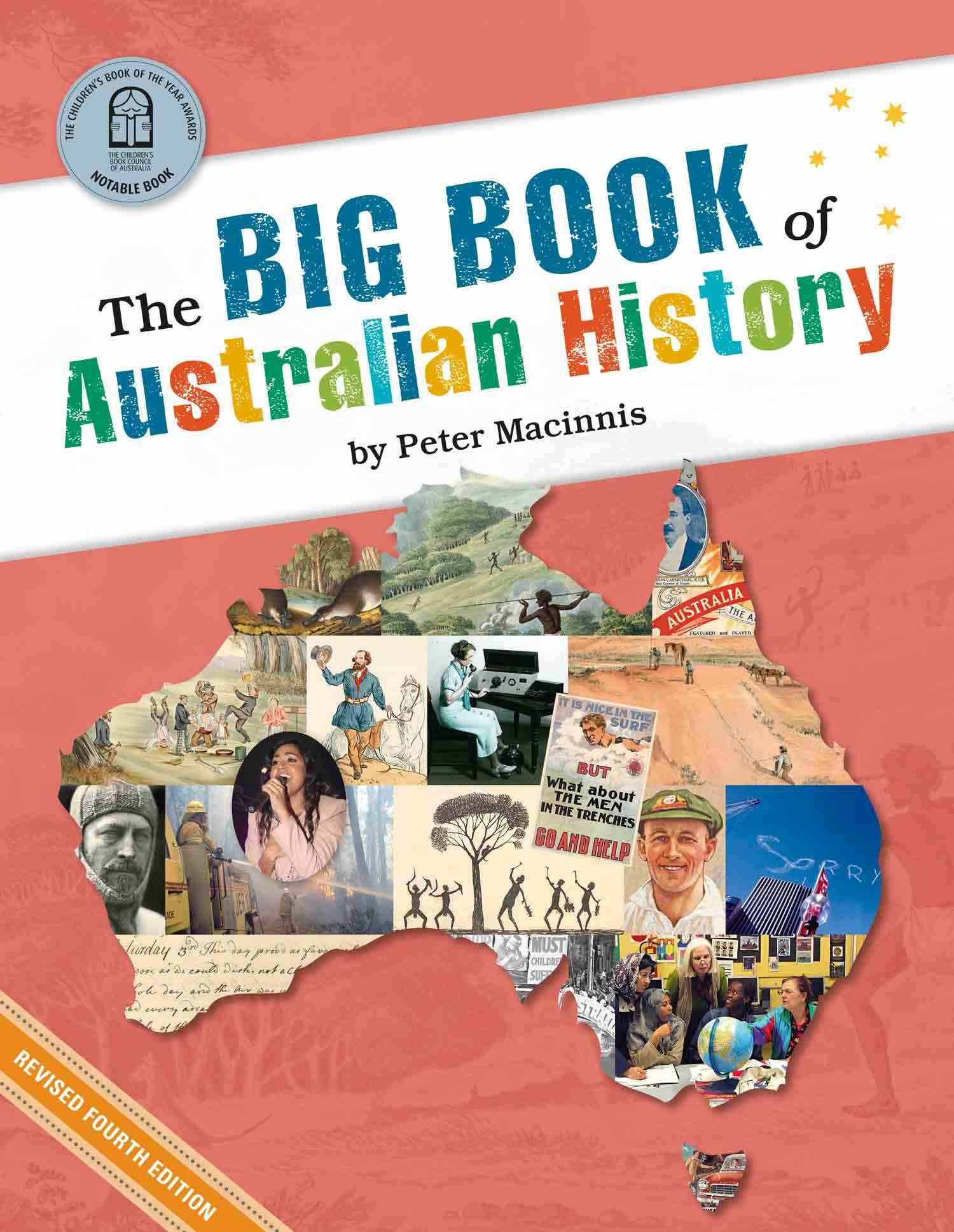 The Big Book of Australian History (revised 4th Edition)