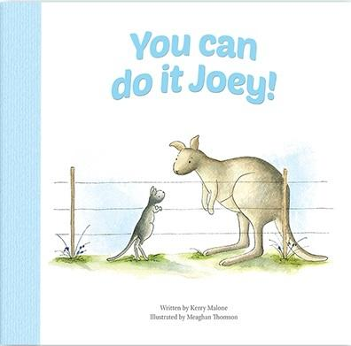 You Can Do it Joey!