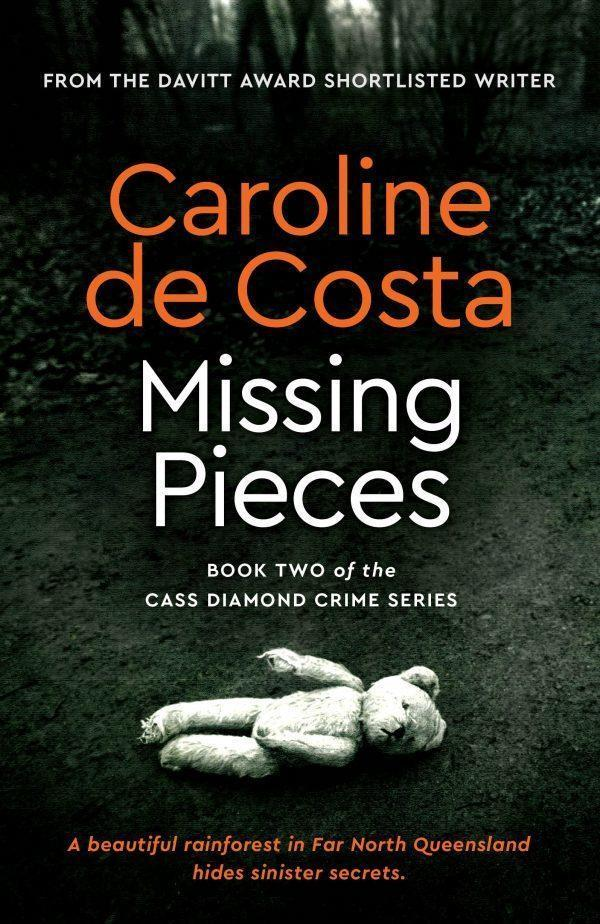 Missing Pieces - Book 2 of the Cass Diamond series