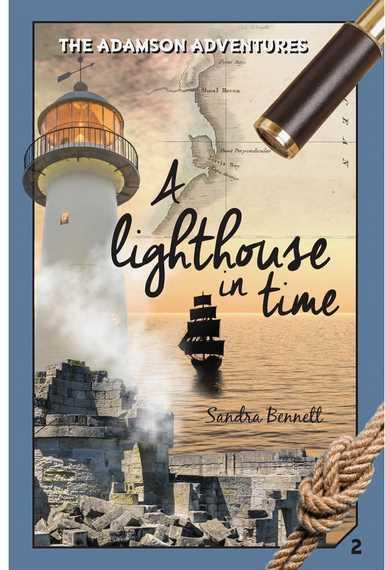 Lighthouse in Time: The Adamson Adventures Book 2
