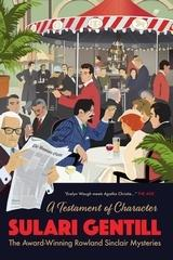 A Testament of Character - Book 10 Rowland Sinclair