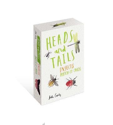Heads and Tails: Insects Match It Cards