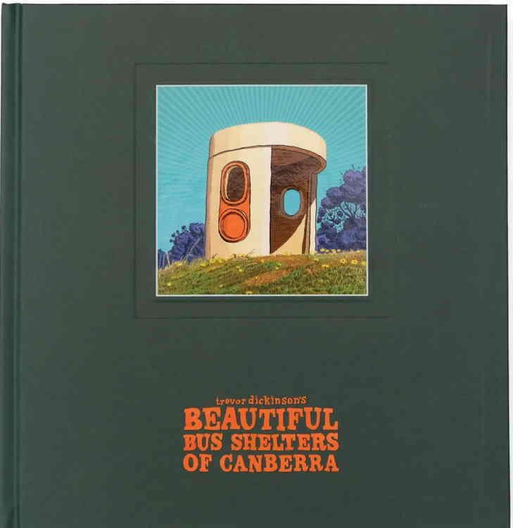 Beautiful Bus Shelters of Canberra