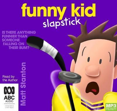 Funny Kid Slapstick (MP3 Audiobook)