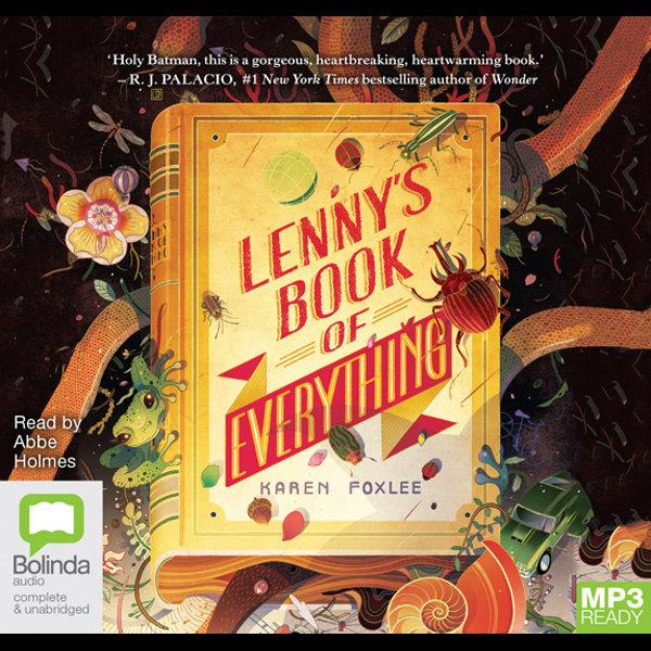 Lenny's Book of Everything (MP3 CD Audiobook)