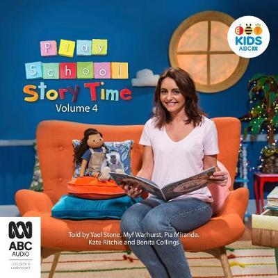 Play School Story Time: Volume 4 (MP3 CD)