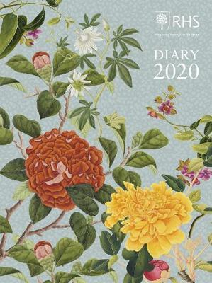 Royal Horticultural Society Desk Diary 2020