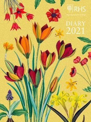 Royal Horticultural Society Desk Diary 2021