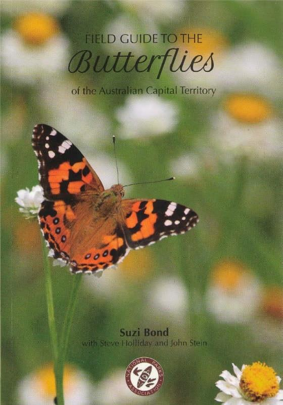 Field Guide to the Butterflies of the Australian Capital Territory