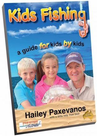 Kids Fishing - a Guide For Kids By Kids