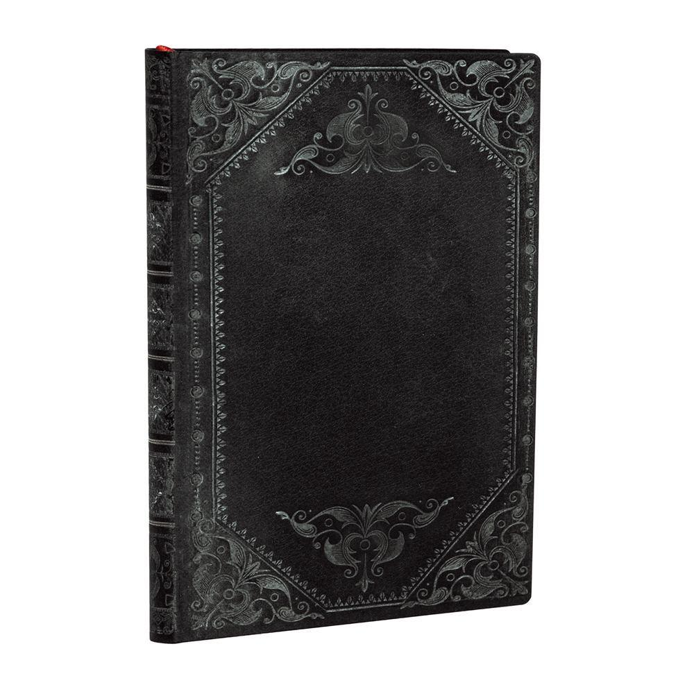 Notebook - Flexi - Midnight Rebel Bold - Lined - 176pg