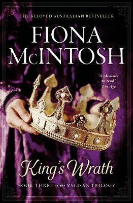 King's Wrath - Valisar Trilogy - Book 3