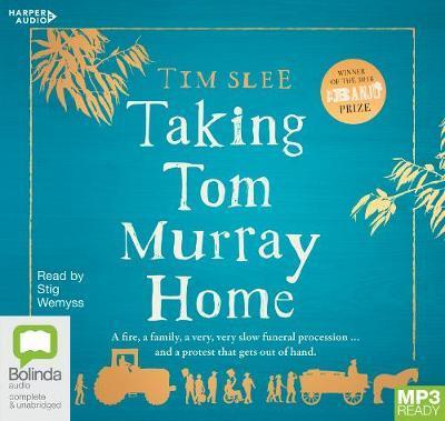 Taking Tom Murray Home (MP3 Audiobook)