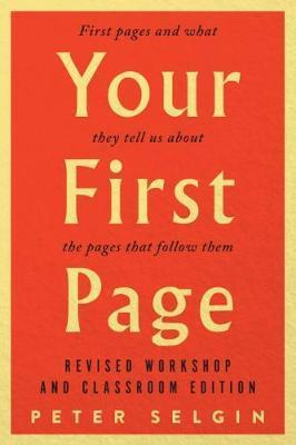 Your First Page: First Pages and What They Tell Us about the Pages that Follow Them