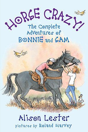 Horse Crazy -The Complete Adventures of Bonnie & Sam