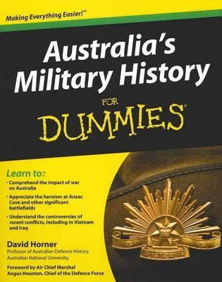 Australias Military History for Dummies