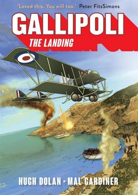 Gallipoli - The Landing