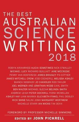 Best Australian Science Writing 2018
