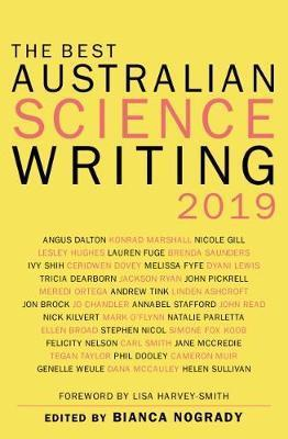 Best Australian Science Writing 2019