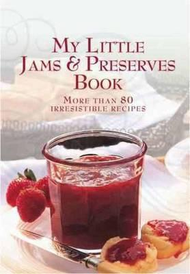 My Little Jams and Preserves Book