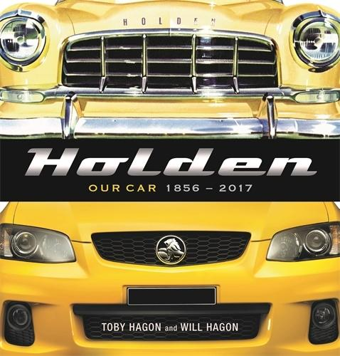 Holden - Our Car 1856-2017