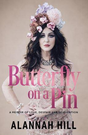 Butterfly on a Pin - A memoir of love, despair and reinvention