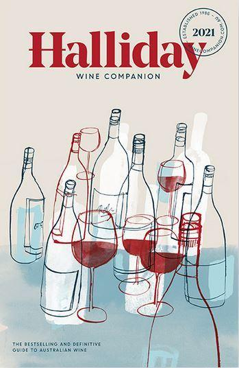 Halliday Wine Companion 2021 - The bestselling and definitive guide to Australian wine