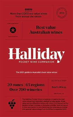 Halliday Pocket Wine Companion 2021 - The 2021 guide to Australia's best value wines